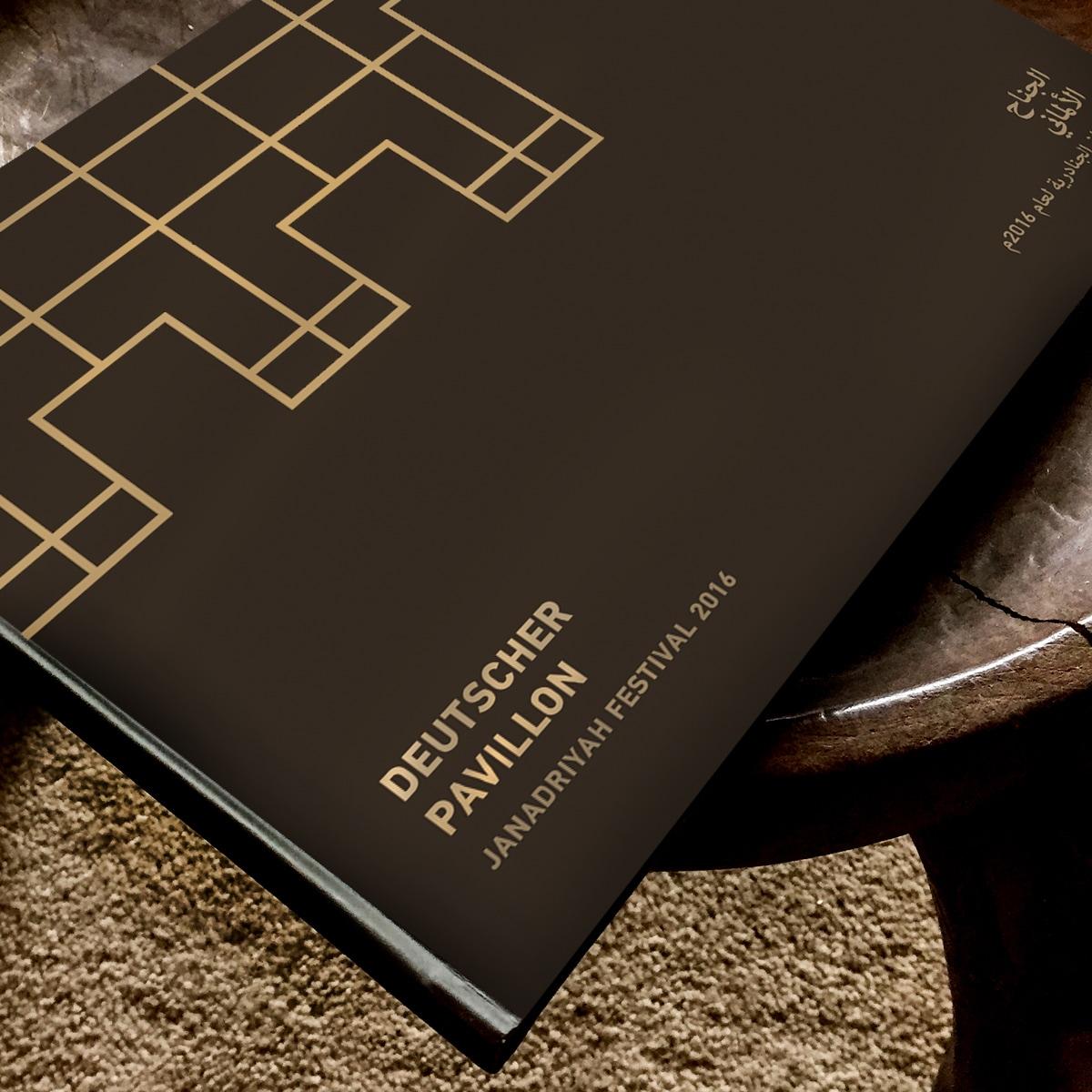 Riad-Umschlag